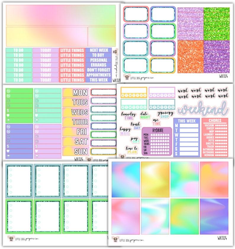 c84ac1d133cc0 Planner stickers etsy