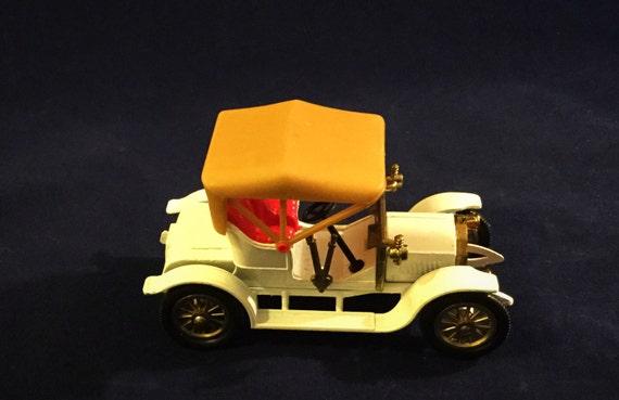 Vintage Matchbox Models of Yesteryear