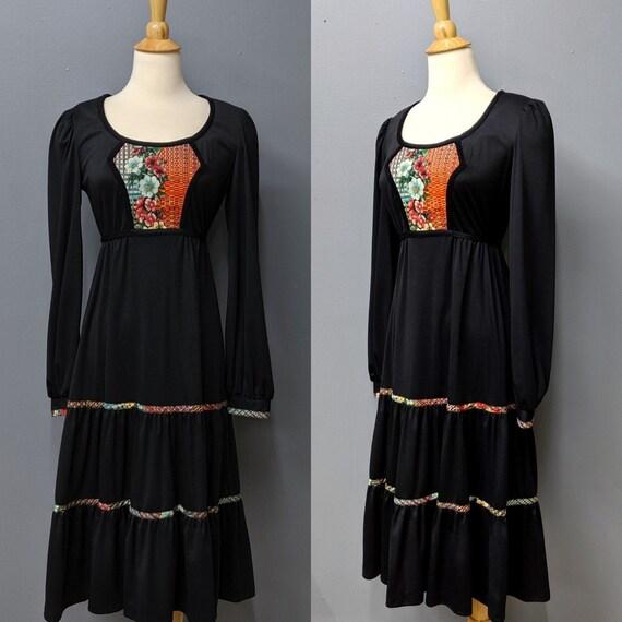 Jody T of California/Size 11/Black Long Sleeve Pra