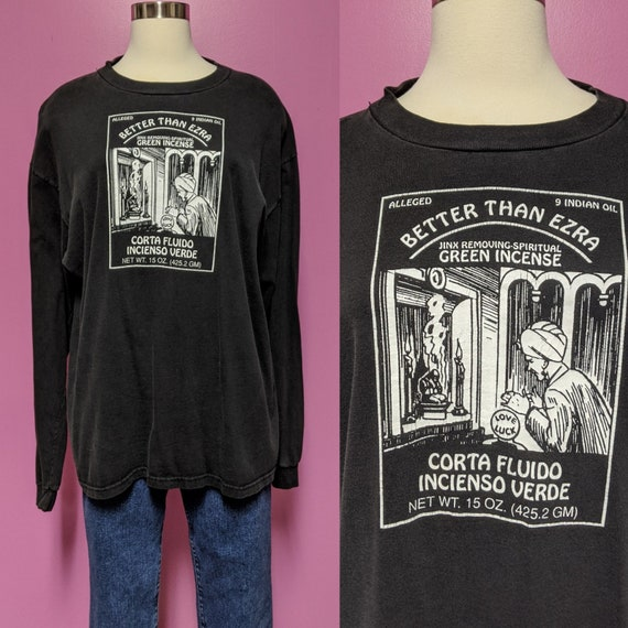 Rare 90's Better Than Ezra Band T-Shirt/Size XL/Ro