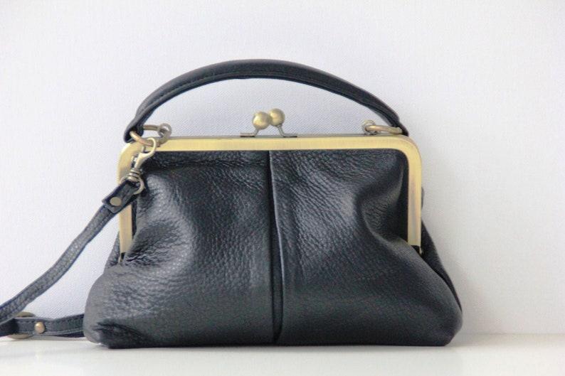 Vintage Handbags, Purses, Bags *New* Leather bag