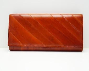 "Leather wallet, womens purse, womens wallet ""Lara"" in brown, handmade,  leather billfold, ladies wallet, leather, ladies, wallet, purse"