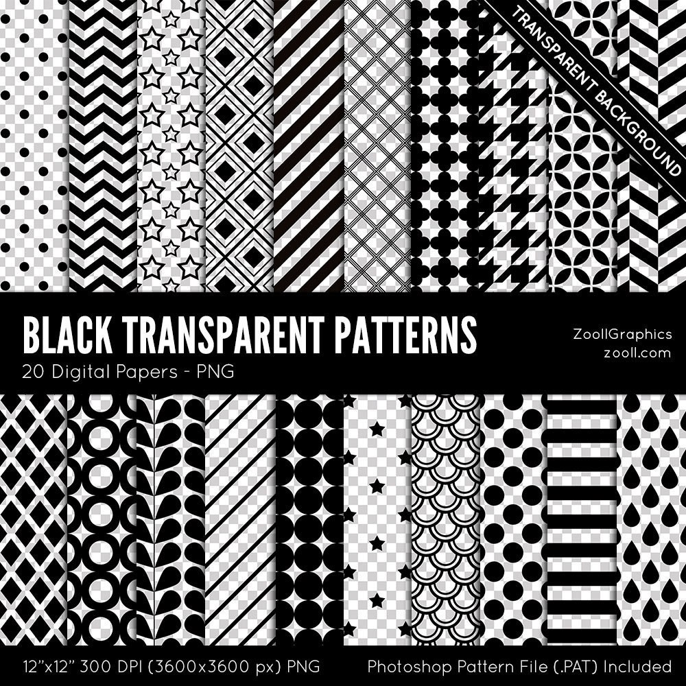 Transparent Patterns New Inspiration Ideas