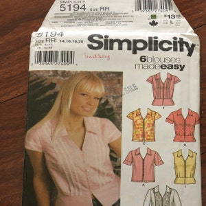 d08efedab8f Simplicity 7957 Wonder Wrap Jumpsuit Sewing Pattern Tied 6