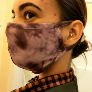 Tie Dye 3-Pack | Super Soft Cotton Mask | Tie Dye Face Mask | Stay Cool | Comfortable Masks | Fast shipping | Free Shipping photo
