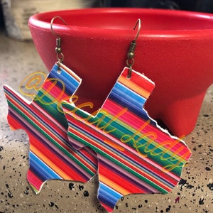 SMOOTH SERAPE custom faux leather sheets,8x11, serape material, serape fabric, serape faux leather, material for bows, mexican serape photo