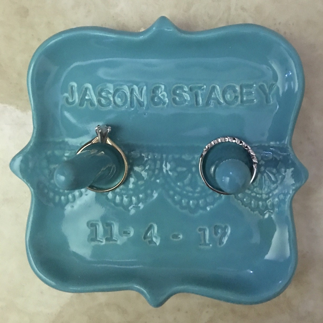 Stacey Irsay added a photo of their purchase