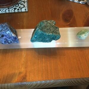 Raw Sodalite - Rough Sodalite Healing Crystal - Grade A - Natural Blue Sodalite Crystal - Throat Chakra Stone - Healing Crystals & Stones photo