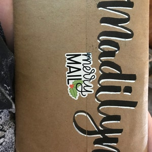 Madilyn added a photo of their purchase