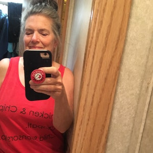 Rhonda Steele added a photo of their purchase