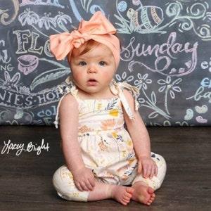 0f256c793c30 Baby Harem Romper Toddler Harem Romper Girls Romper Baby
