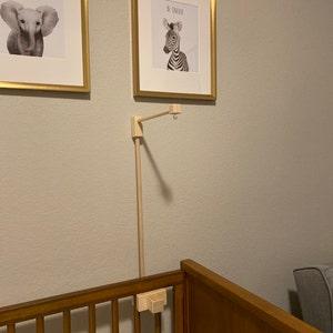 Lettino mobile HangerBaby Mobile Hangerlettino in legno braccio mobile eventuali mobile