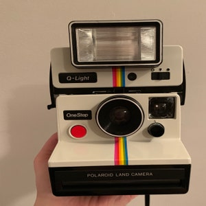 Flash Bar for Polaroid SX-70 Instant Film Cameras - Vintage Flashbar is New  Old Stock and Provides Flashes for 10 Photos