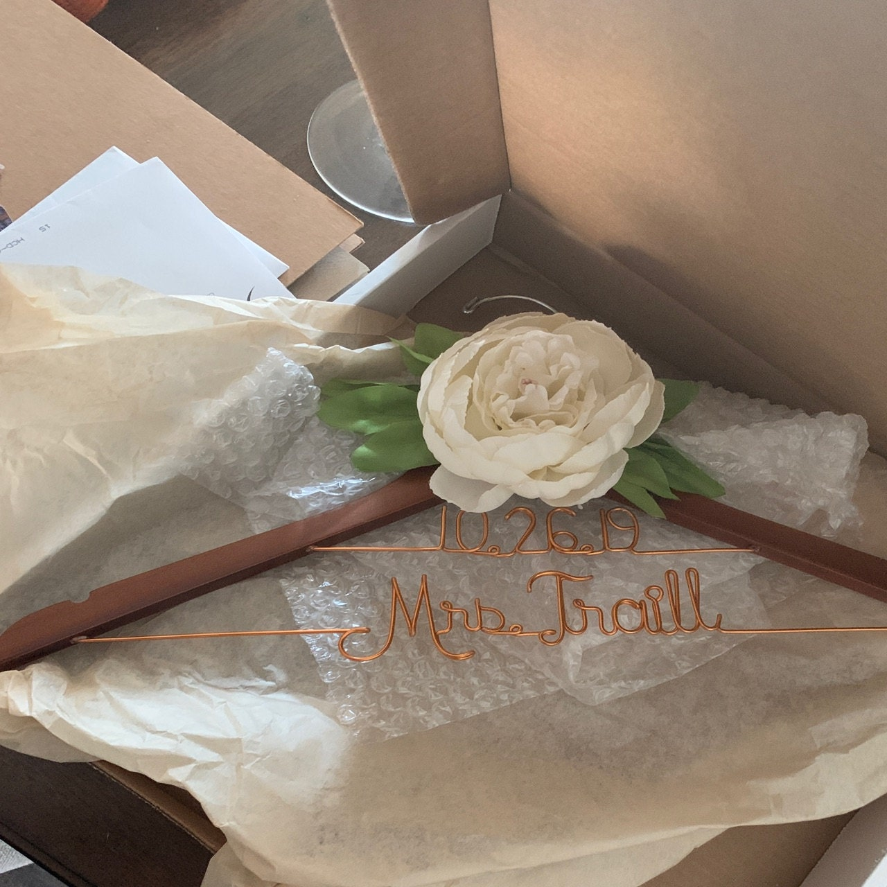 Ava McEachern added a photo of their purchase