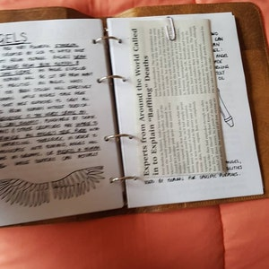 graphic regarding John Winchester Journal Pages Printable titled John Winchesters Magazine Webpages