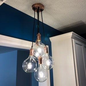 Turn Recessed Light Into A Pendant Conversion Kit Can Etsy
