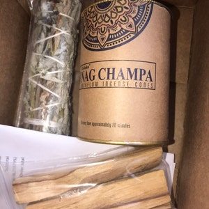 palo santo - palo santo wood - holy wood - palo santo incense - smudge stick - energy cleansing - new home gift - clear negative energy photo