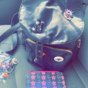 Maria added a photo of their purchase