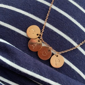 Personalized Gift for Kids Personalized Initial Necklace Letter Necklace For Women Jewelry Custom Jewelry Gifts for Her Under 20 for Kid -CN photo