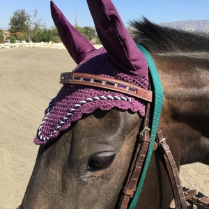 Western Conchos for Saddles 1 screw back!- 1 pc Spur strap /& Other Projects Berry Royal Blue 3\u201d Bridle Leather