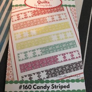 Freshly Cut Mini Quilt PDF pattern #171
