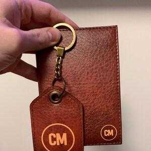 2ba4aea4200a Minimalist wallet groomsmen gift slim wallet personalized   Etsy