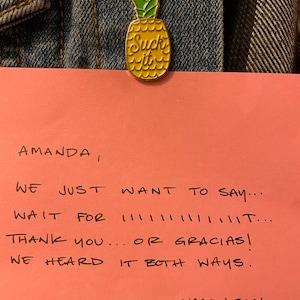 Amanda Baur added a photo of their purchase