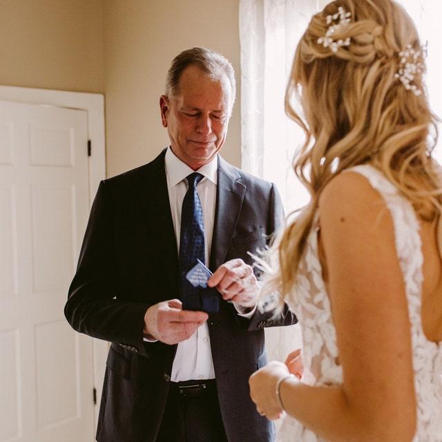 Geschenke Brautvater, Vater des Bräutigams Geschenk