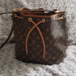498b861aee5e Louis Vuitton LV Drawstring Replacement for Noe Bucket Bags