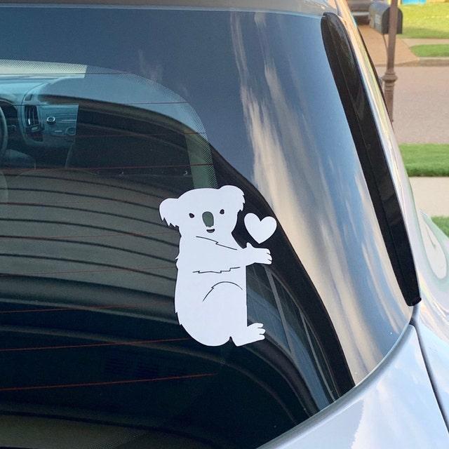 koala car sticker