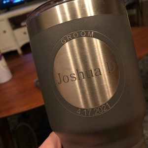 Joshua added a photo of their purchase