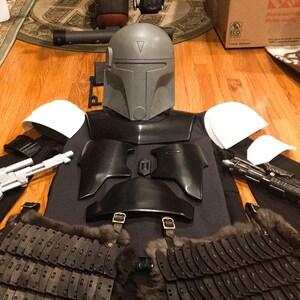 Star wars boba fett Jet Pack Resin Printed Beacon High Detail