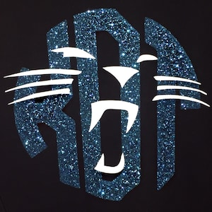 """20"""" X 36"""" / Easyweed Glitter HTV  / Combine for Shipping Discount - Heat Transfer Vinyl - HTV photo"""