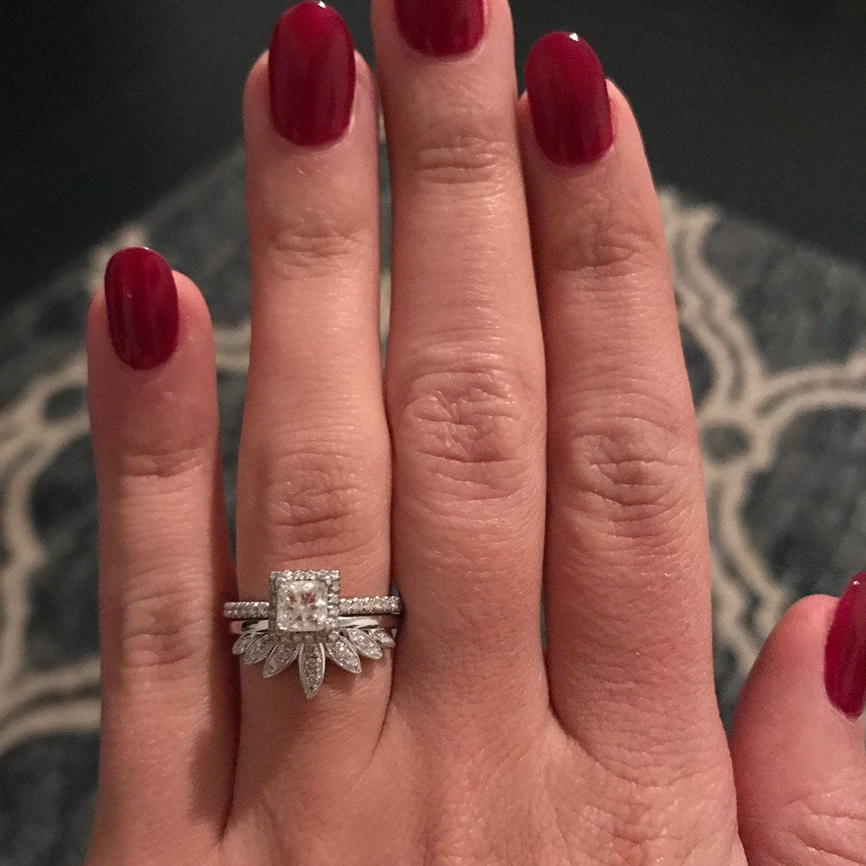 Rachel Dennison added a photo of their purchase