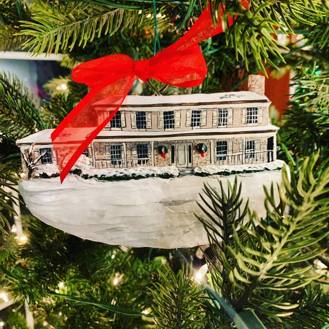 Original Creator of the original Custom House Ornament by LittleMissDressUp