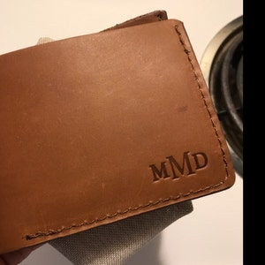 Personalized gift, Leather wallet, Valentines gift unique gifts for men, mens wallet personalized, mens leather wallet, anniversary gifts photo