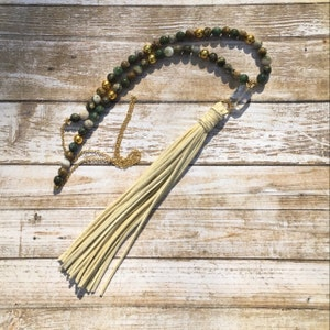 2 Pcs- Suede TASSEL Tassles High Quality 7.5 inches Extra long  and Thick