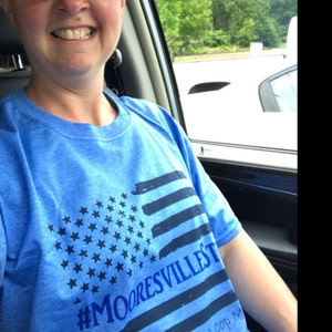 c30d414c8cd Official Approved Mooresville Strong Adopt A Cop T-shirt | Etsy