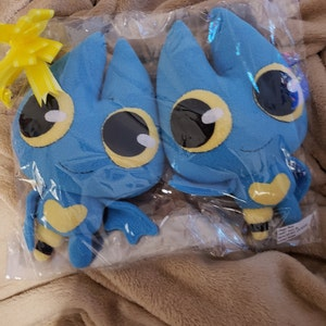 Adorabat Plush Mao Mao Heroes Of Pure Heart Toys Inspired Etsy Check out inspiring examples of adorabat_plush artwork on deviantart, and get inspired by our community of talented artists. adorabat plush mao mao heroes of pure heart toys inspired handmade adorabat toy 9 8 in high