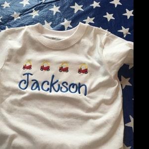 Jackson Machine Embroidery Font Monogram Alphabet - 3 Sizes photo