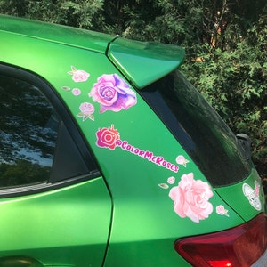 Roses added a photo of their purchase