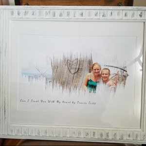 Sheena Burton added a photo of their purchase