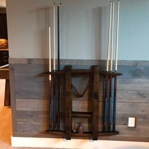 Whiskey Barrel Liquor Cabinet With Glass Shelf And Lazy