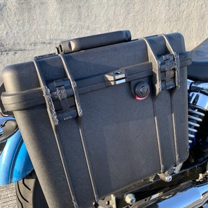 Harley Dyna Saddle Bags