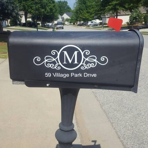 a9d7c1d5a77a Personalized Mailbox Svg Files studio compatible and jpeg
