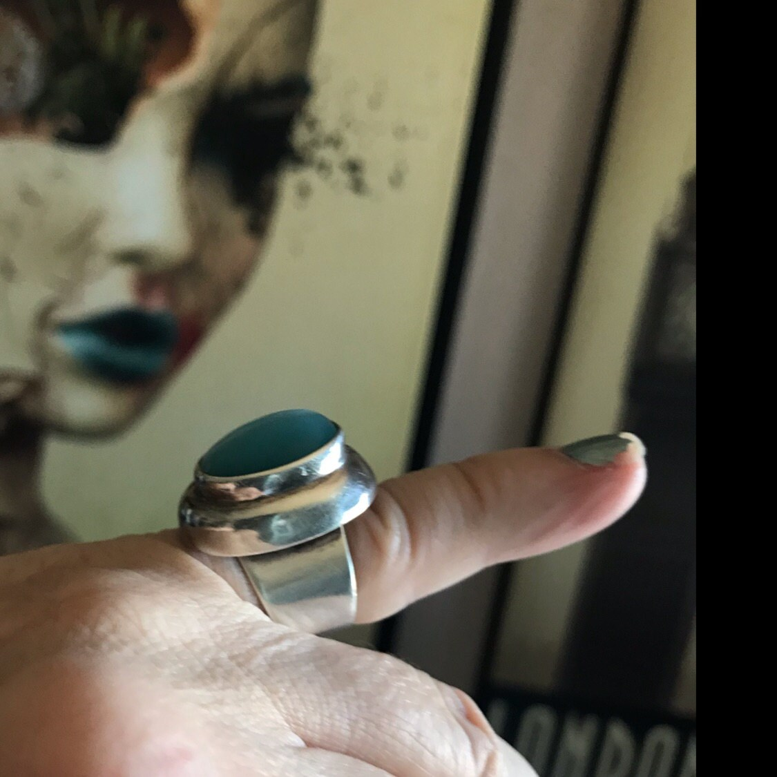 Cynthia Schwartz added a photo of their purchase