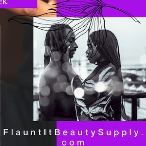 Flaunt It Beauty Supply added a photo of their purchase