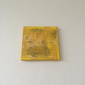 blattgold weiss abstrakte malerei gold 40x30x15 cm etsy. Black Bedroom Furniture Sets. Home Design Ideas
