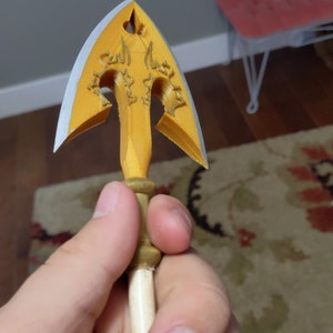 The Stand Arrow Replica Etsy Using it gives the player a 55% chance to get any stand and a 45% chance to die. the stand arrow replica