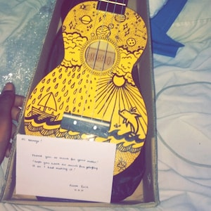 Nenoye Diallo added a photo of their purchase